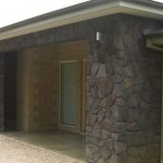Random Bluestone Wall Cladding